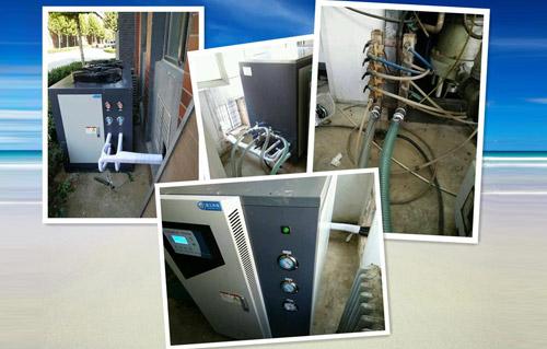 分体式冷水机在真空镀膜机领域应用
