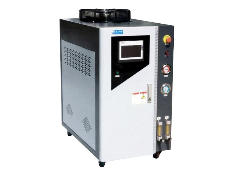 智能型电池包高低温冷却测试机